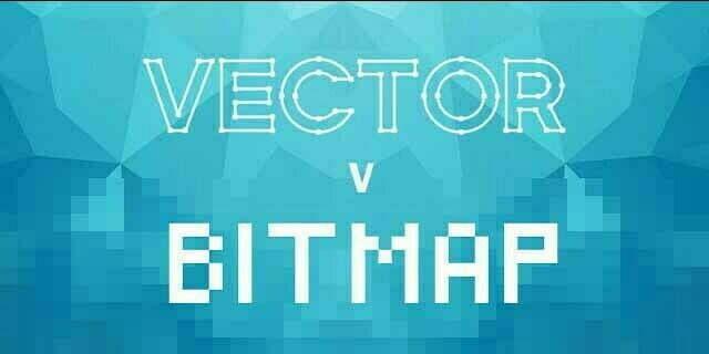 Desainer Wajib Tahu, Perbedaan Vektor dan Bitmap